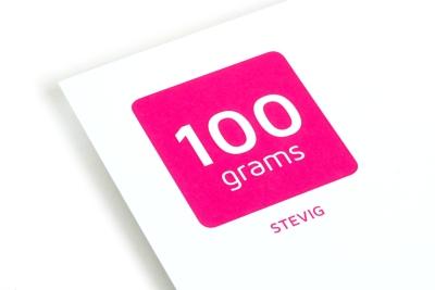 Mooi stevige luxe papiersoort van 100 grams