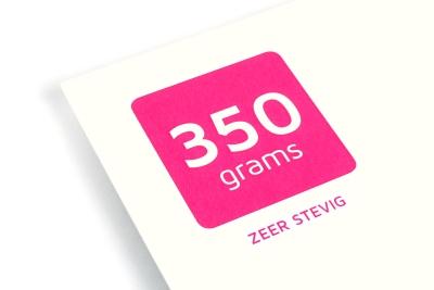 Print je omslag en kaarten voordelig op onze hoge kwaliteit papiersoort 350 grams kaart