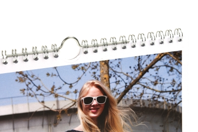 Eenvoudig je kalender bestellen, met kalenderhaak