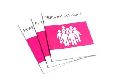 Personeelsbladen online laten printen