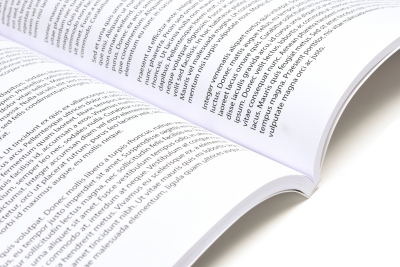 Kies garenloos inbinden voor een professionele uitstraling van van je thesis!
