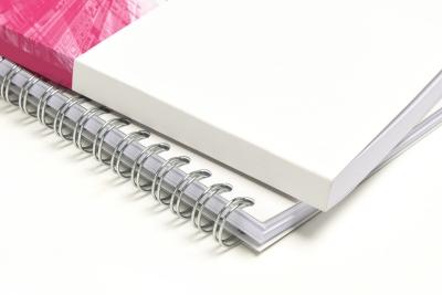 Kies voor een wire-o of garenloos inbindmethode voor je boek