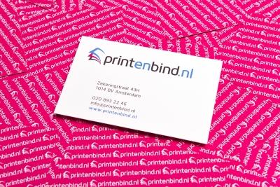 Ook spoedbestellingen van visitekaartjes mogelijk in Amsterdam