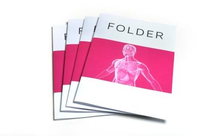 Folders laten drukken in Amsterdam