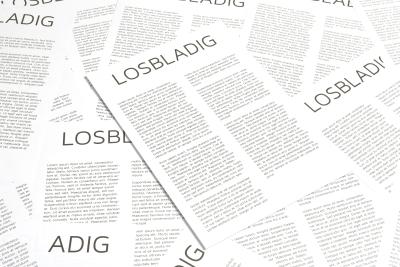 Print losbladige documenten in zwart wit of full colour