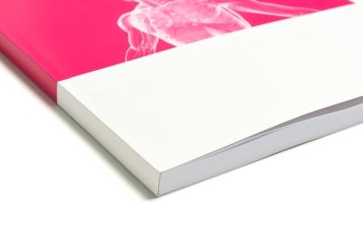 Hoge kwaliteit: doorlopende cover bij garenloos inbinden