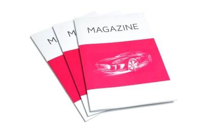 Prachtige magazines in alle soorten en maten!