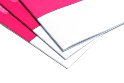 Print je eigen ontwerp tijdschrift in hoge kwaliteit