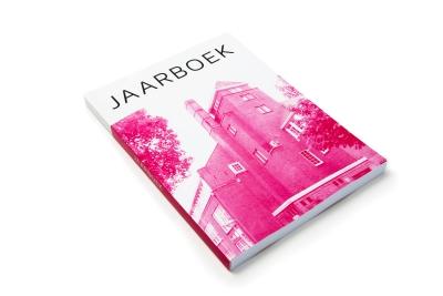 Inbinden van je jaarboek met doorlopende kaft