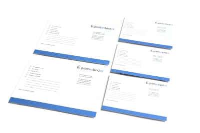 Easily and professionally reach your customers with compliment cards