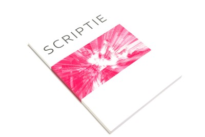 Scripties worden voordelig geprint en ingebonden met een zeer fraai resultaat