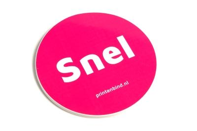 Online je stickers laten drukken
