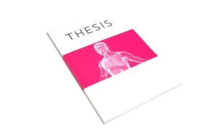 Online je thesis printen en inbinden