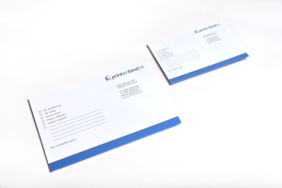 Print with compliments cards online