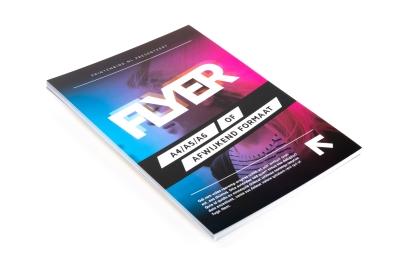 A6 flyers print je snel online bij Printenbind.nl