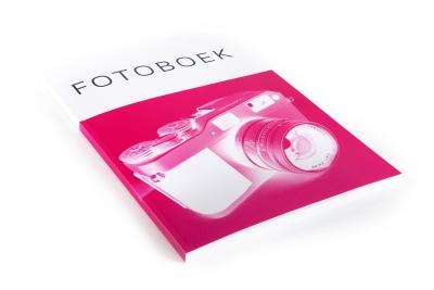Fotoboek met al je baby foto's van het eerste jaar