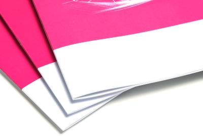 We fold and staple your music book, so you can easily turn the pages