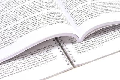 Bind je a5 boeken op verschillende manieren in
