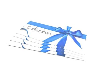 Print je cadeaubonnen goedkoop online