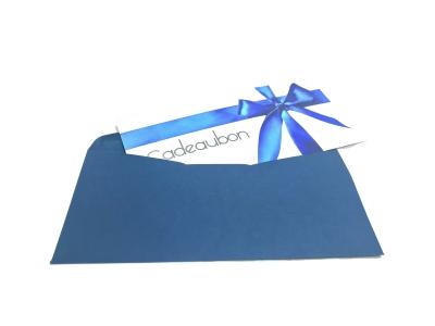 Cadeaubonnen bestellen inclusief envelop