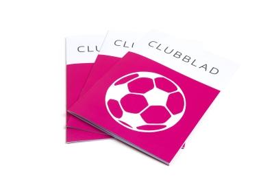 Hoge kwaliteit clubbladen voor een lage prijs