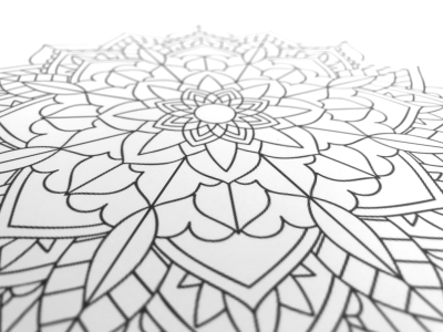 Print your coloring pages on high quality paper