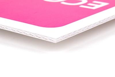 Print monopoly spelborden op recyclebaar plaatmateriaal