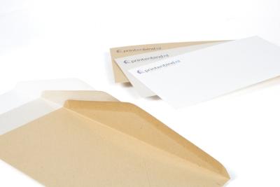 Kraft enveloppen bedrukken doe je eenvoudig online