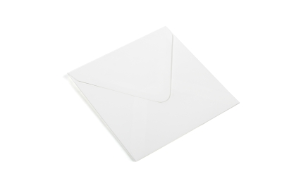 Order beautiful printed envelopes in off-white