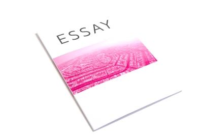 Garenloos inbinden van je essay voor een mooi uitstraling