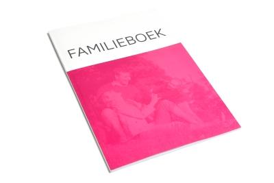 Goedkoop en snel jouw familieboek printen en inbinden