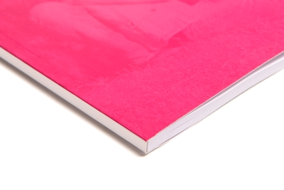 Continuous cover with perfect binding of your family book