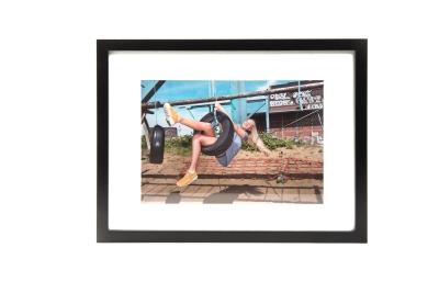 Fotoposter met fotolijst online bestellen