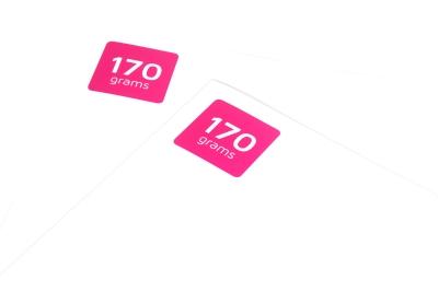 Laat je foto's printen op 170 grams glanzend papier