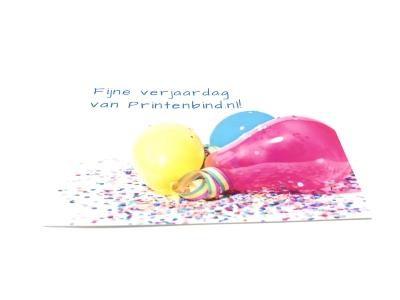 Bestel een verjaardagskaart het snelste online