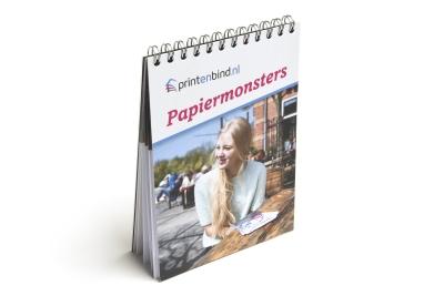 Papiermonsterboek eenvoudig en gratis online aanvragen