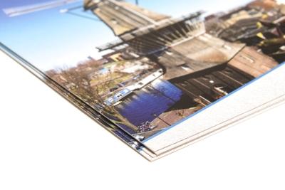 Grote en kleine oplage A6 kaarten voordelig printen