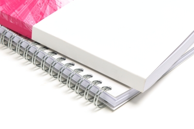 High quality binding of your diary