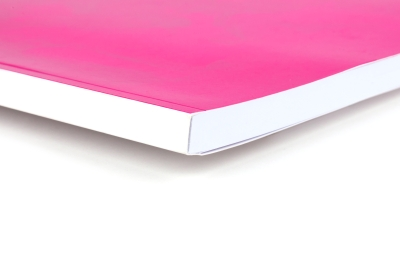 Perfect binding of your high quality wedding book