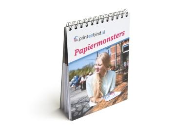 Papiersoorten kiezen op basis van expert advies van Printenbind.nl