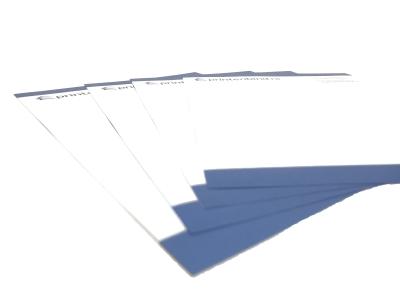 Eigen ontwerp briefpapier online maken