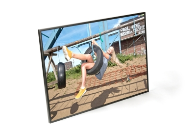 Order photo poster with photo frame online