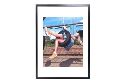 50x70 poster met fotolijst online bestellen