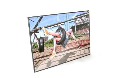 A1 Posters worden geleverd in een koker en eventueel geleverd inclusief fotolijst