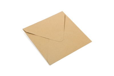 You can easily print Kraft envelopes online