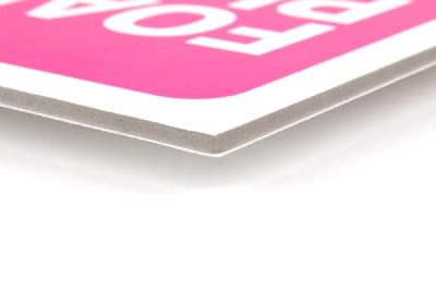 Foambord bordspel printen