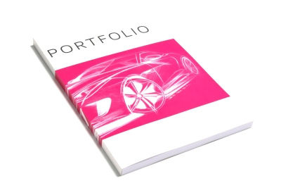 Cheap portfolio printing and binding