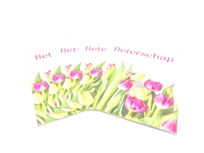 High quality printing of get well soon cards at a low price rate