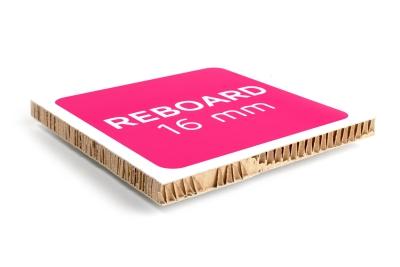 Reboard is geschikt voor indoor gebruik