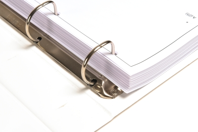 Let your loose-pages documents punch with 2 or 4 punchholes